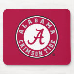 Alabama Primary Mark - Red Mouse Mat