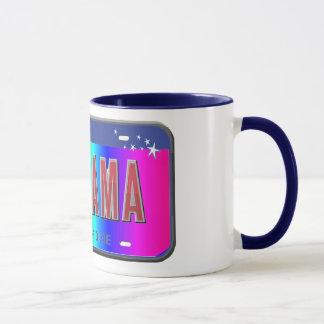 Alabama - Rainbow State Mug