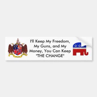 Alabama Republican Bumper Sticker