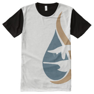 Alabama RSFP - FULL LOGO T All-Over Print T-Shirt