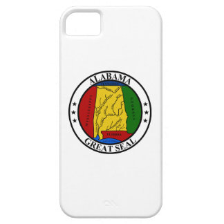 Alabama seal united states america flag symbol rep iPhone 5 case