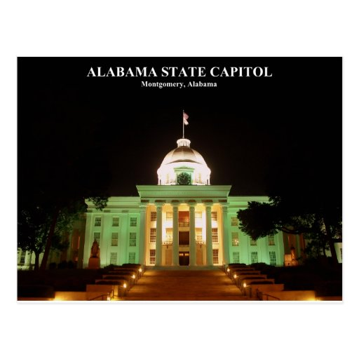 ALABAMA STATE CAPITOL POST CARDS