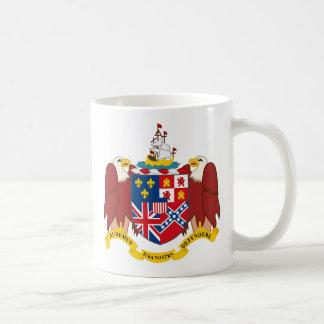 Alabama State Coat of Arms Coffee Mugs