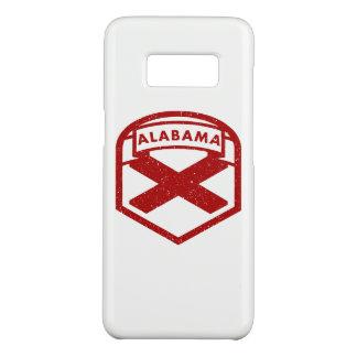 Alabama State Flag Case-Mate Samsung Galaxy S8 Case