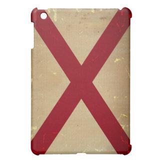 Alabama State Flag VINTAGE. iPad Mini Case