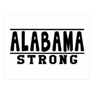 Alabama Strong Designs Postcard
