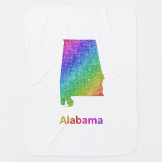 Alabama Swaddle Blankets
