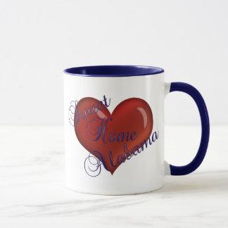 Alabama Sweet Home Alabama Coffee Mug