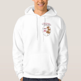 Alabama Tax Day Tea Party Hooded Sweatshirt
