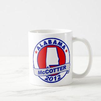 Alabama Thad McCotter Mugs