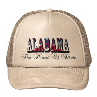 Alabama The Heart Of Dixie Baseball Hat