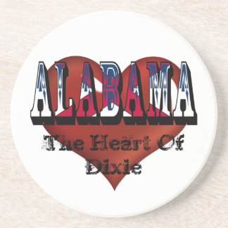 Alabama The Heart Of Dixie Coaster