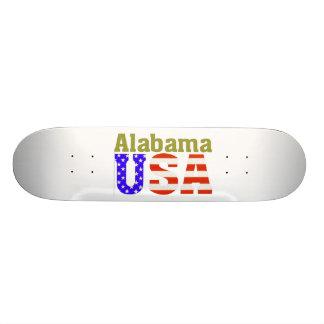 Alabama USA! Skateboard