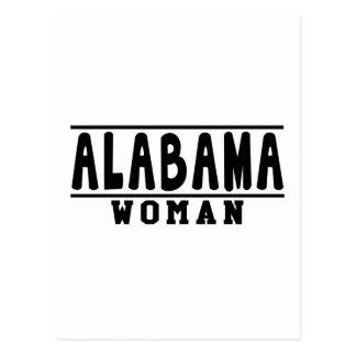 Alabama woman designs postcard