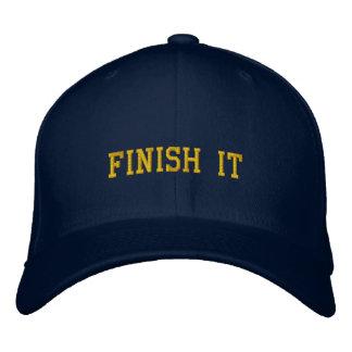Alabama Womens Softball Motto Embroidered Hats
