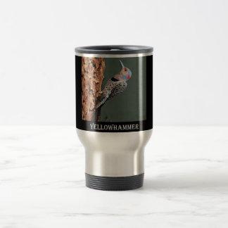 Alabama Yellowhammer Travel Mug