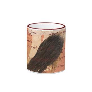 Alabaster box ringer mug