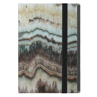 Alabaster Stone Look Case For iPad Mini