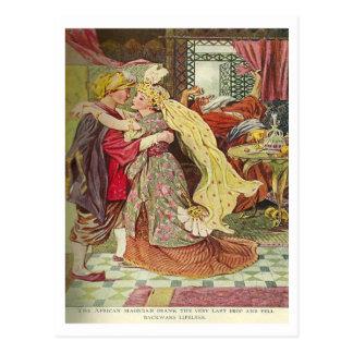 Aladdin and the Wonderful Lamp Postcard