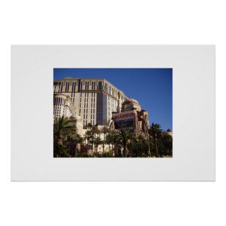 Aladdin Casino Las Vegas Print