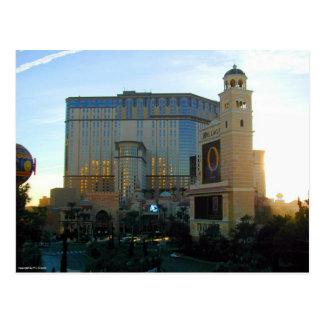 Aladdin Las Vegas Postcards