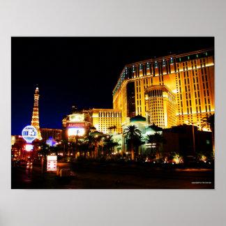 Aladdin Las Vegas Poster