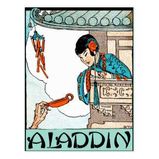 Aladdin Postcard