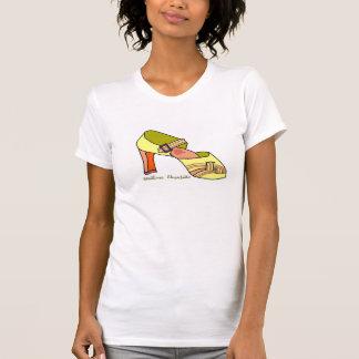 Aladdin Shoe Tshirts