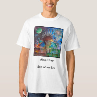 Alais Clay - End of an Era album cover shirt