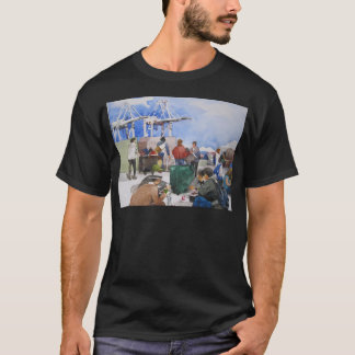 Alameda Antique Pointe Faire T-Shirt