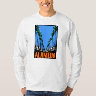 ALAMEDA, CA | Avenue of Trees T-Shirt