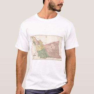 Alameda County map T-Shirt