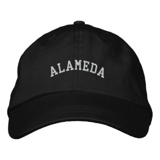 Alameda Embroidered Hat