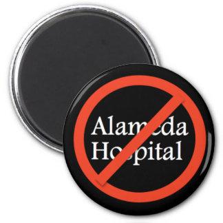 Alameda Hospital, Alameda CA 94501 Magnet