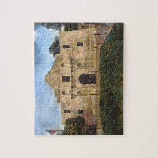 Alamo in San Antonio puzzle