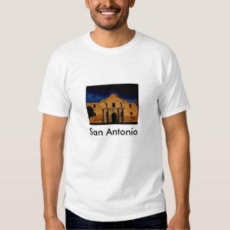 alamo, San Antonio Tee Shirts
