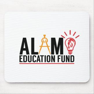 Alamo School Education Fund Logo Mousepad