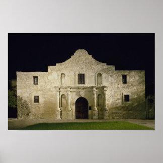 Alamo Texas Poster