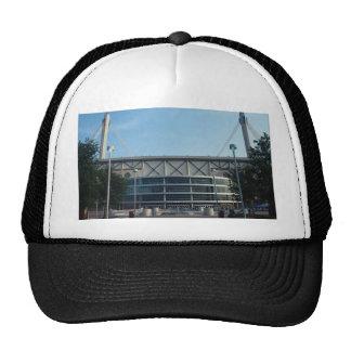 Alamodome sports stadium, San Antonio, Texas, U.S. Hats