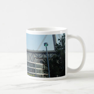 Alamodome sports stadium, San Antonio, Texas, U.S. Coffee Mug