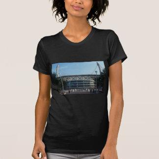 Alamodome sports stadium, San Antonio, Texas, U.S. Tshirts