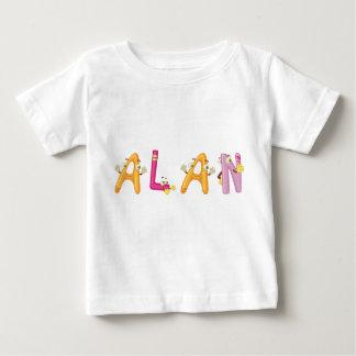Alan Baby T-Shirt