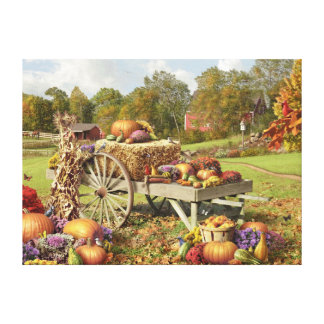 "Alan Giana ""Autumn Treasures"" Canvas Print"