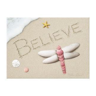 "Alan Giana ""Believe"" Canvas Print"