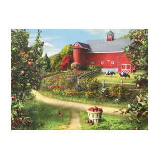 "Alan Giana ""Corner of Your Life"" Canvas Print"