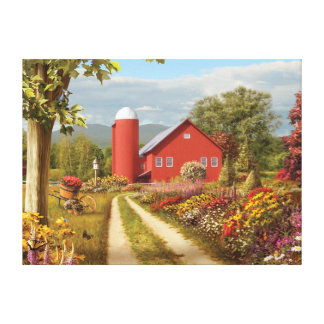 "Alan Giana ""Countryside Afternoon"" Canvas Print"