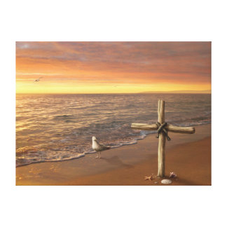 "Alan Giana ""Faith"" Canvas Print"