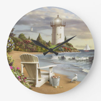 "Alan Giana ""The Perfect Place"" Clock"