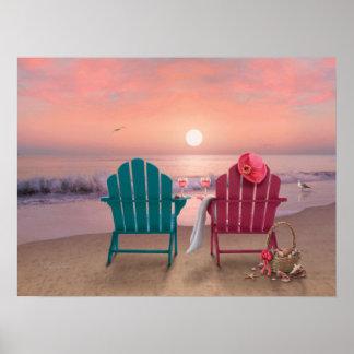 "Alan Giana ""Tranquility 3"" Poster"