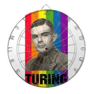 Alan Turing Dartboard